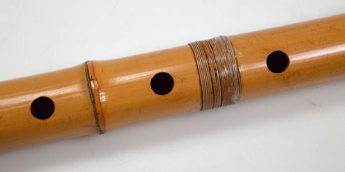 Japanese Bamboo Shakuhachi Flute - 4