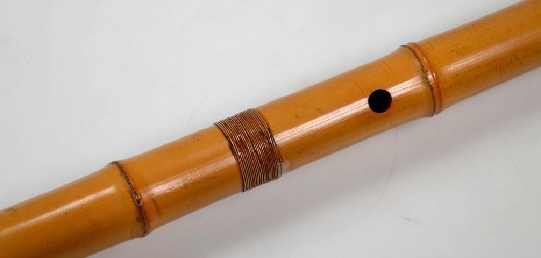 Japanese Bamboo Shakuhachi Flute - 7