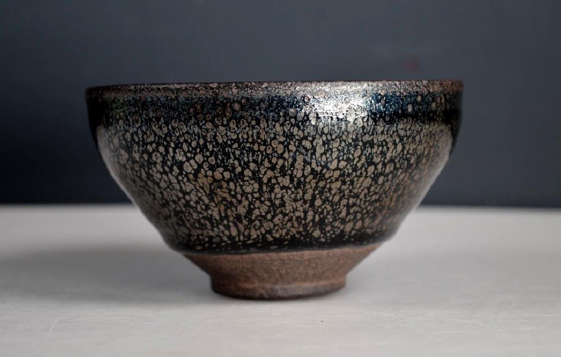 Chinese Jianyao Oilspot Teabowl