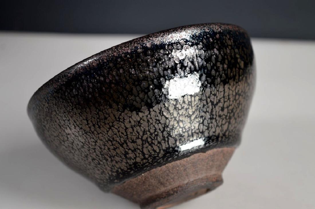 Chinese Jianyao Oilspot Teabowl - 4