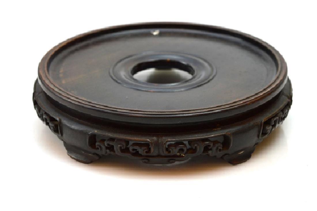 Lg Chinese Transitional Wucai Porcelain Jar - 9