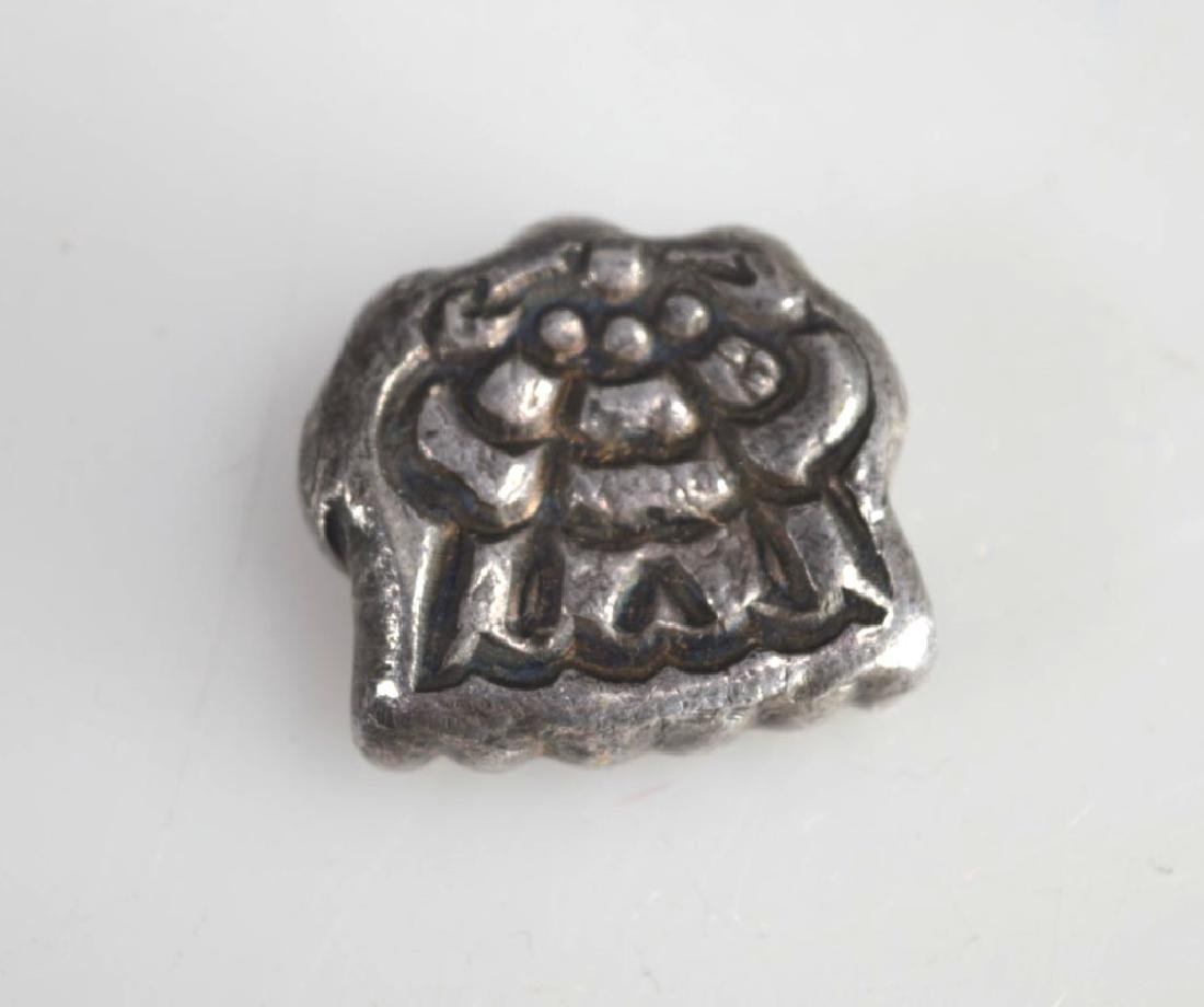 5 Pieces Chinese Silver; 136.6G - 4