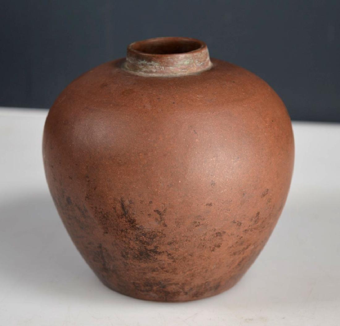 Rare 18/19 C Chinese Yixing Tea Caddy