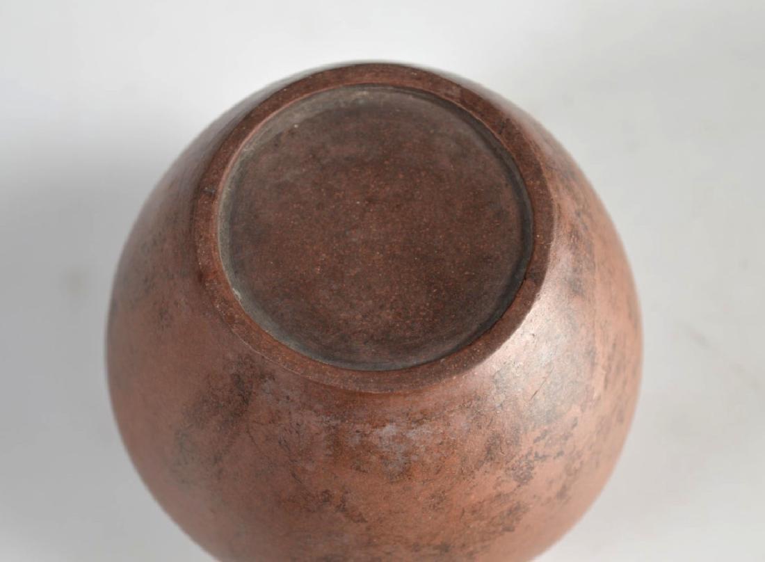 Rare 18/19 C Chinese Yixing Tea Caddy - 4