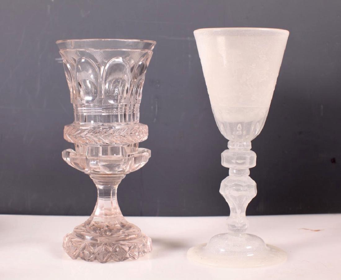 Group 14 Rare European 17-19 Century Glass - 7