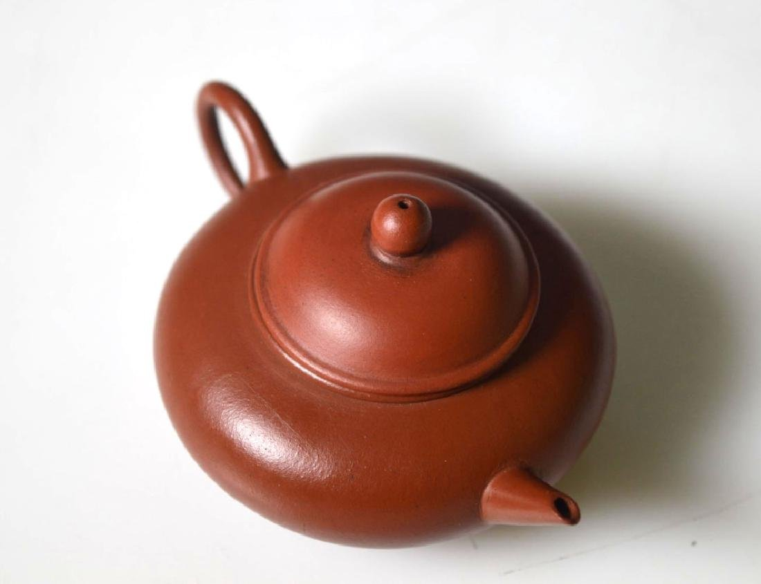 Fine Chinese Qing Dynasty Small Yixing Teapot - 3