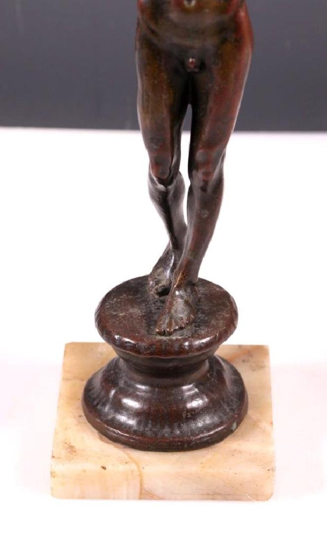 Mrs. Cadwalader Guild: Endymion, Bronze ca. 1900 - 5