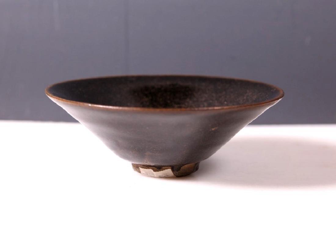 Chinese Song Jianyao Black Glaze Tea Bowl