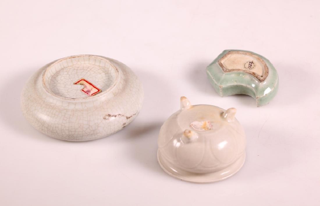 Group of 3 Chinese Ceramics - 2