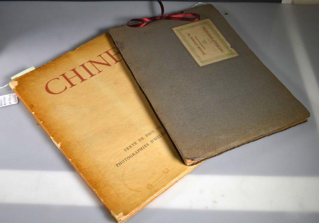 Gravure Photos China; Donald Mennie & Helene Hoppenot