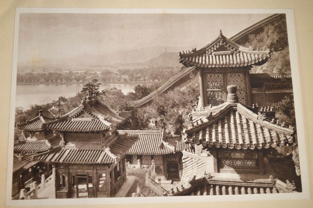 Gravure Photos China; Donald Mennie & Helene Hoppenot - 4