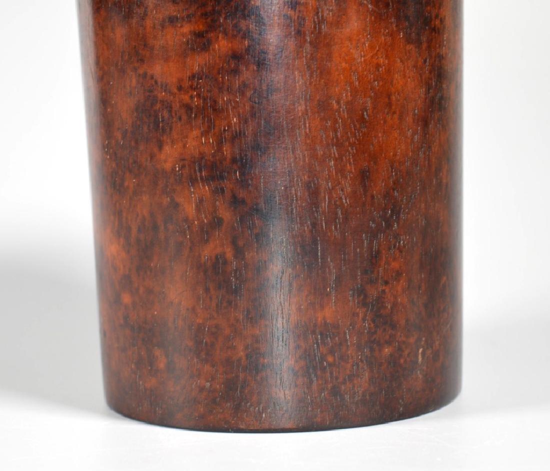 Bonham's: Chinese Huanghuali Brush Pot - 2