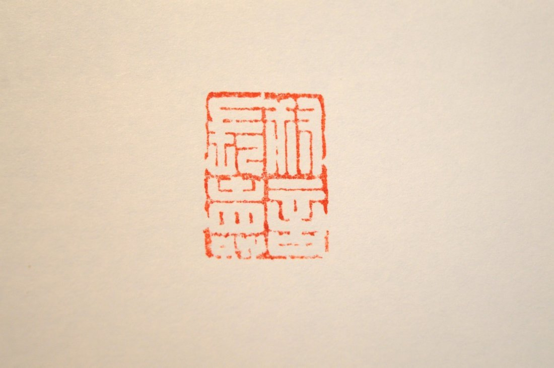 Fine Chinese Tianhuang Soapstone Seal - 10