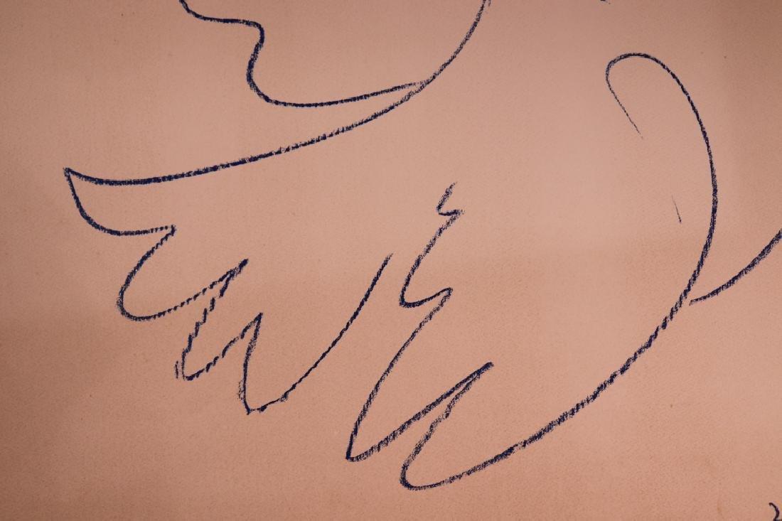 Pablo Picasso; Peace Dove Serigraph 1961 - 4