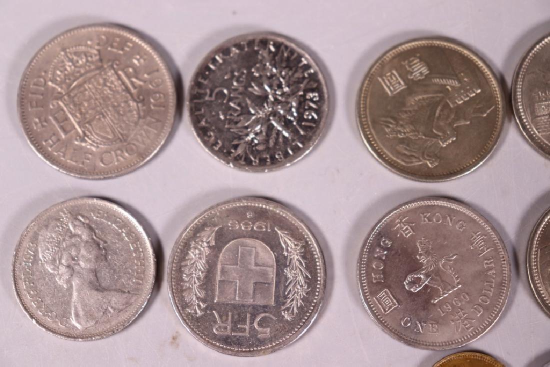 47 Coins, 37 Chinese, 1 Hong Kong 1960, Etc. - 3