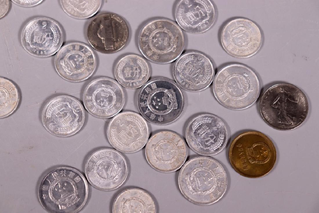 47 Coins, 37 Chinese, 1 Hong Kong 1960, Etc. - 8