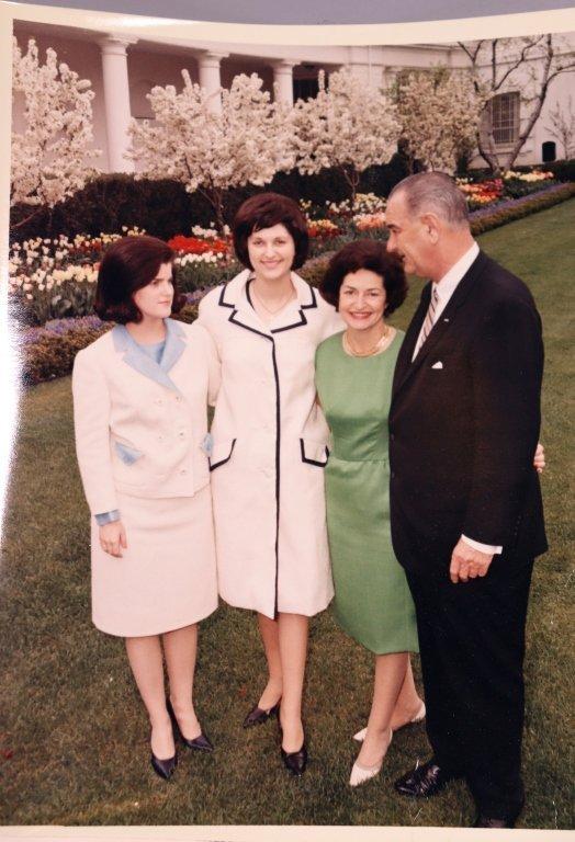 4 J F Kennedy Vintage Photographs, 1 L B Johnson - 2
