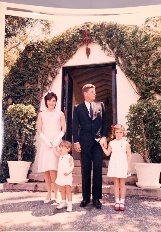 4 J F Kennedy Vintage Photographs, 1 L B Johnson - 3