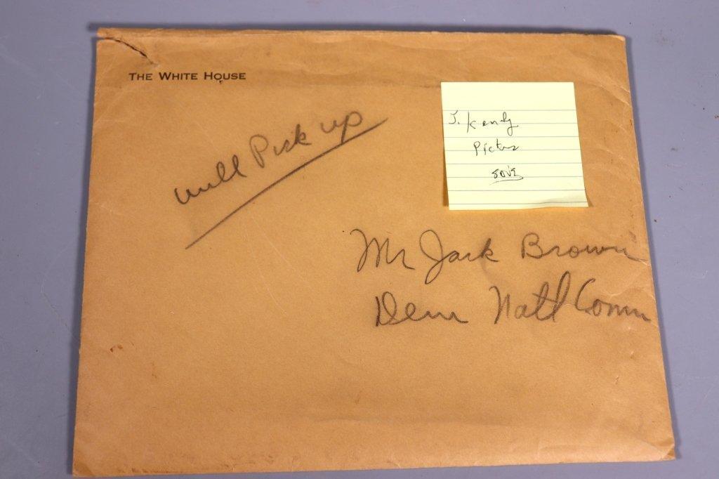 4 J F Kennedy Vintage Photographs, 1 L B Johnson - 7