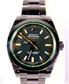 Sotheby's Rolex Milgauss Oyster Perpetual