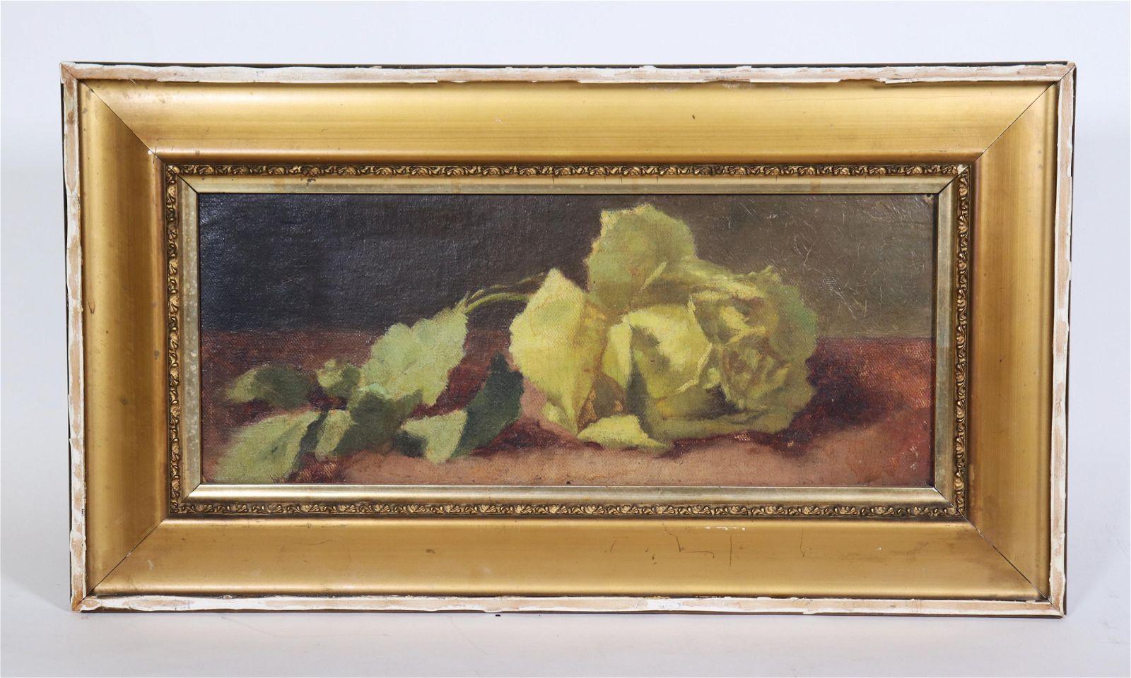 C A Pedretti, Ohio; Yellow Rose Oil Board