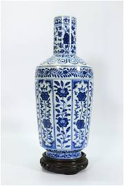 Chinese Blue & White Porcelain, DaoGuang Mark