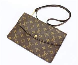 Vintage Louis Vuitton Double Pocket Shoulder Strap