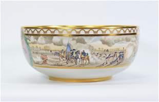 Royal Copenhagen American Revolution Ltd Ed Bowl