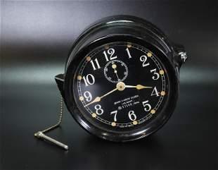 Seth Thomas, US Navy Mark I Deck Clock 1942