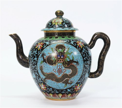 Qing Dynasty Bronze