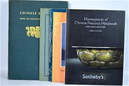 5 Rare Books on Chinese Antiques
