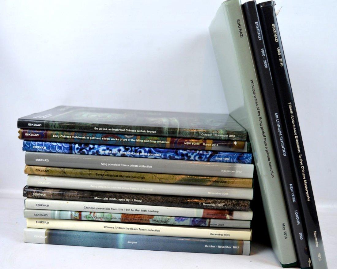 14 - Fine Eskenazi London Exhibition Catalogues