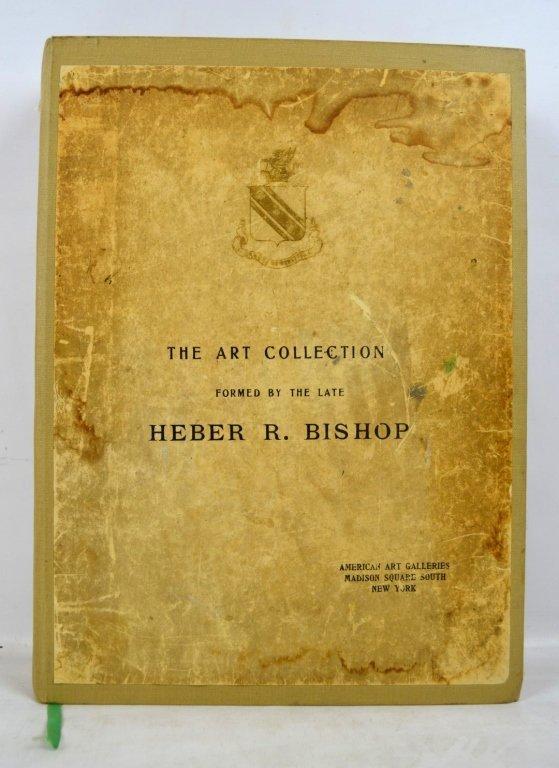 Rare Deluxe 1906 Catalogue Herber Bishop 41/125