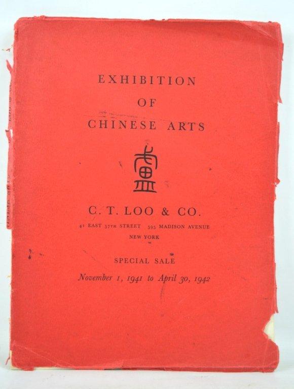 Rare C. T. Loo (盧芹齋) Chinese Art