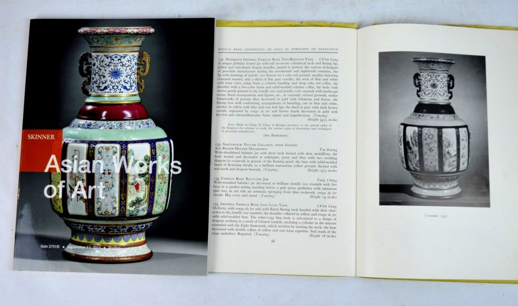 Tonying & Co, Parke Bernet Chinese Auctions 1964