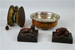 4 - Old Tibetan Ritual Objects