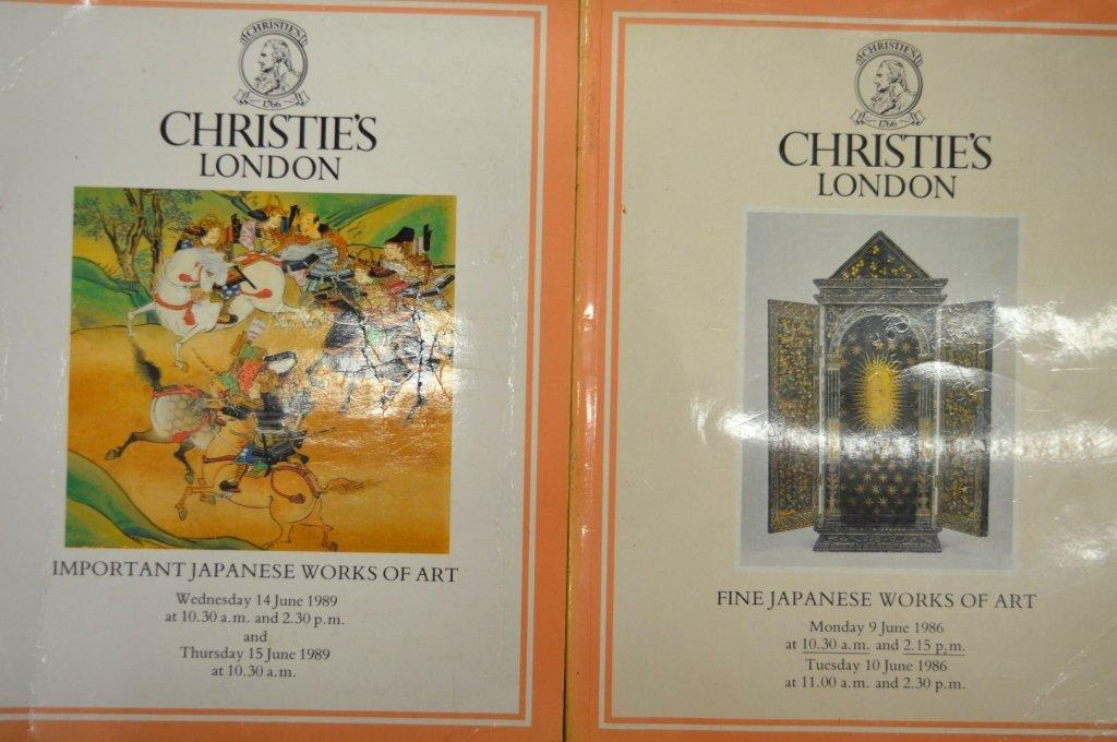 28 Books & Auction Catalogues Japanese Art - 5