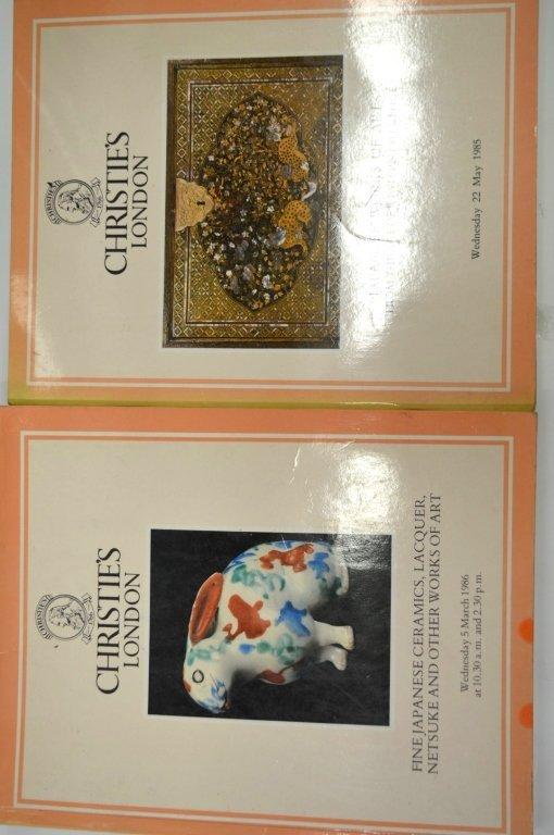 28 Books & Auction Catalogues Japanese Art - 6