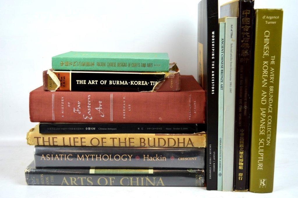 12 Books on Chinese Art & History
