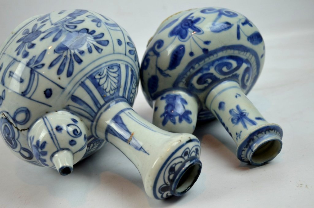 2 - Good Ming Dynasty Chinese Porcelain Kendis - 7