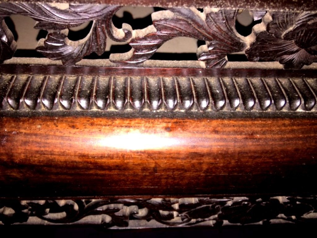 Metropolitan Museum; Chinese Hardwood High Table - 5