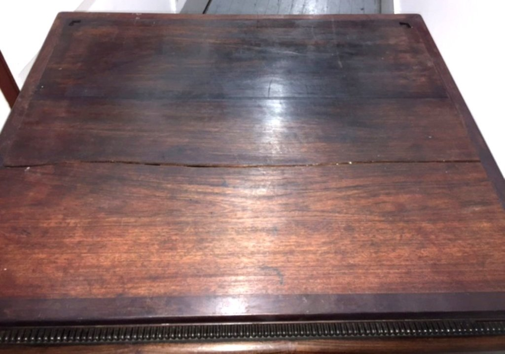 Metropolitan Museum; Chinese Hardwood High Table - 7