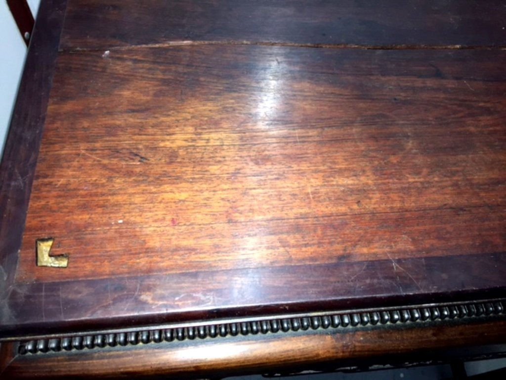 Metropolitan Museum; Chinese Hardwood High Table - 8