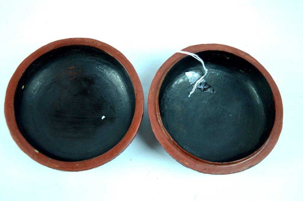 Very Fine 18th/19th C Chinese Cinnabar Lacquer Box - 8