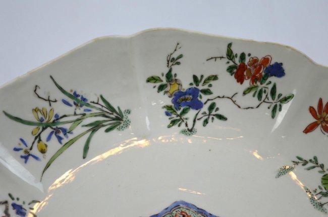 Fine Kangxi Famille Verte Chinese Porcelain Plate - 3