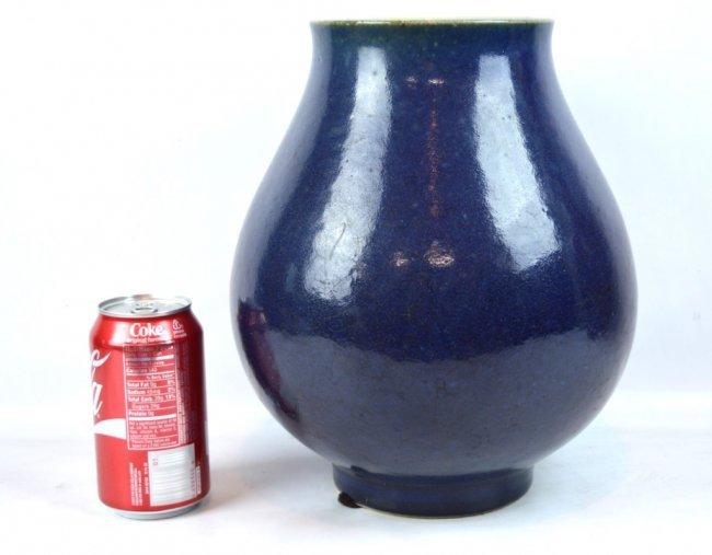 Good 18th/19th C Chinese Cobalt Porcelain Vase