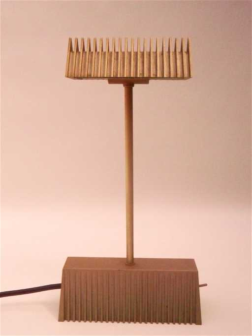 VERY RARE TABLE LAMP SCINTILLA CASTIGLIONI FONTANA ARTE