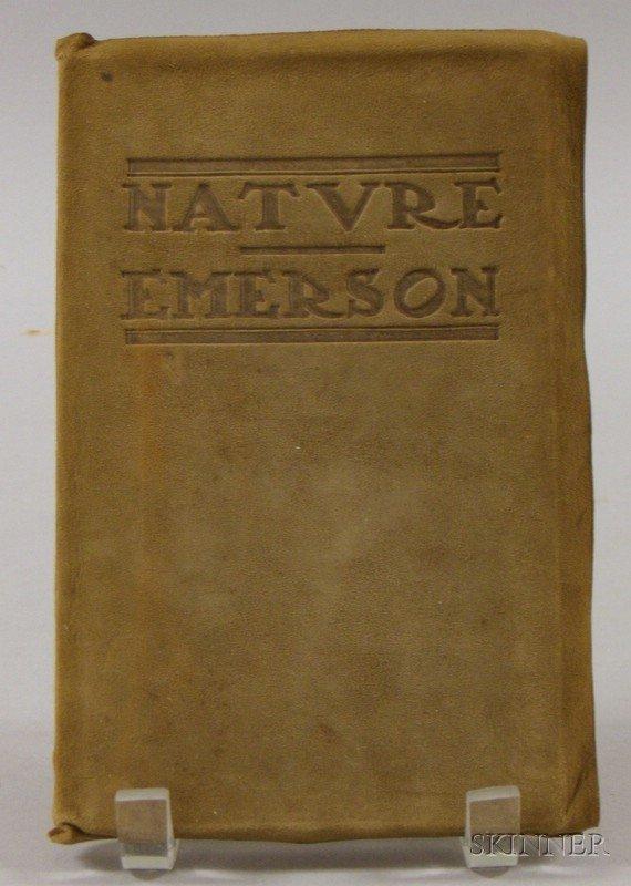 ralph waldo emerson nature elbert hubbard  219 ralph waldo emerson nature 1905 elbert hubbard