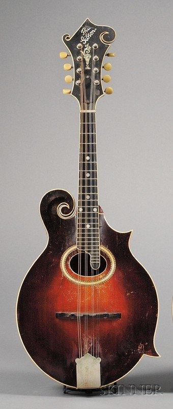 1: American Mandolin, Gibson Mandolin-Guitar Company, K