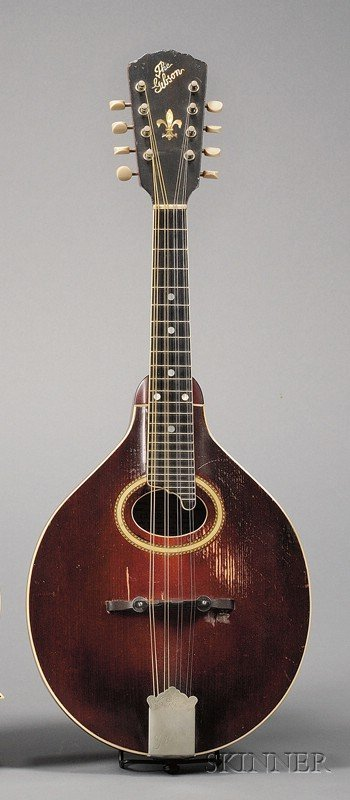 2: American Mandolin, Gibson Mandolin-Guitar Company, K